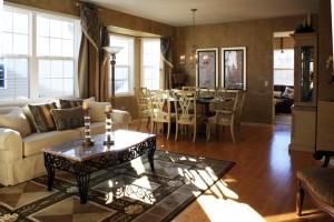 Del Ray Dining Room Living Room